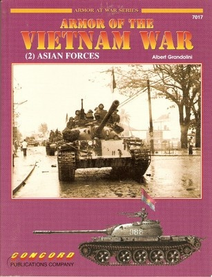 Concord Armor Of The Vietnam War (Part 2 - Asian Forces) - Concord - COD7017