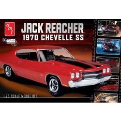 Jack Reacher 1970 Chevelle SS - Scale 1/24 - AMT -AMT-0871