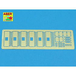 Side Stowage Bins Doors For Sd.Kfz.251,Ausf.D - Scale 1/35 - Aber - ABR 35A103