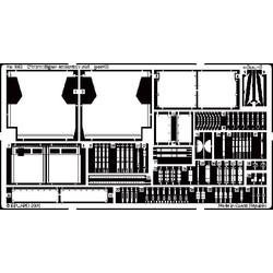 Sturmtiger Exterior- Scale 1/35 - Eduard - EDD 35381
