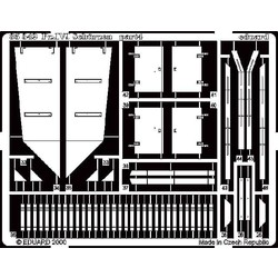 Schurzen Pz.Iv Ausf.J- Scale 1/35 - Eduard - EDD 35342