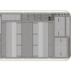 German Truck 3Ton 4X2 Cargo Floor- Scale 1/35 - Eduard - EDD 36041