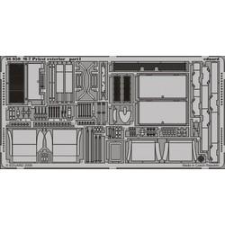 M-7 Exterior- Scale 1/35 - Eduard - EDD 36050