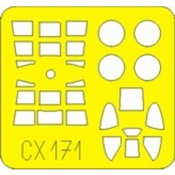 F4U-1 Birdcage- Scale 1/72 - Eduard - EDD CX171