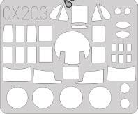 Eduard A-20G- Scale 1/72 - Eduard - EDD CX203