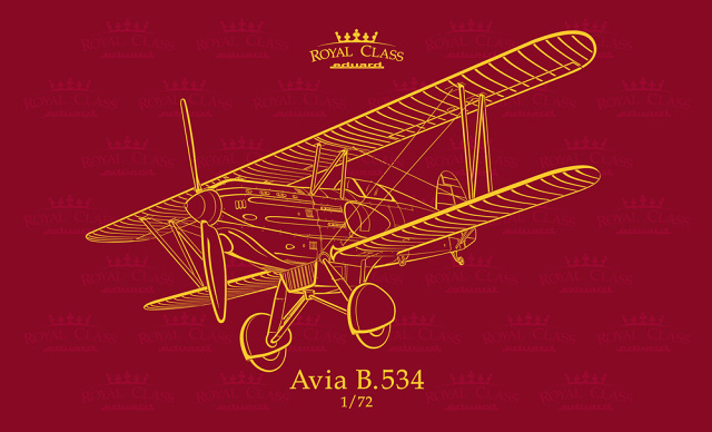 Eduard Avia B.534 Quattro Combo- Scale 1/72 - Eduard - EDD R0010