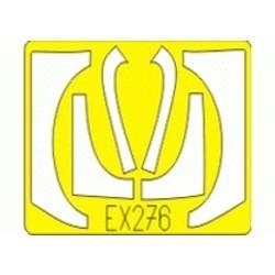 F-16D- Scale 1/48 - Eduard - EDD EX276