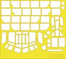 Eduard Ju 52/3M- Scale 1/48 - Eduard - EDD EX070