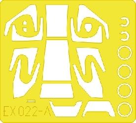 Eduard Ah-64D- Scale 1/48 - Eduard - EDD EX022