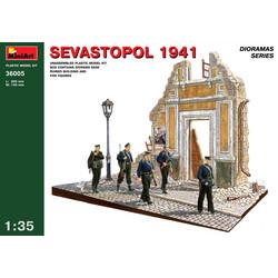 Sevastopol 1941 - Scale 1/35 - Mini Art - MIT36005