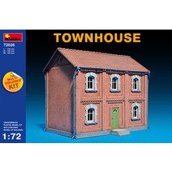 Townhouse - Scale 1/72 - Mini Art - MIT72026