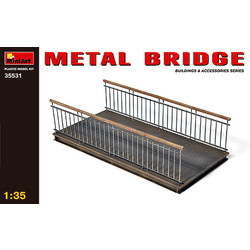 Metal Bridge - Scale 1/35 - Mini Art - MIT35531