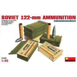 Soviet 122mm Ammunition - Scale 1/35 - Mini Art - MIT35068