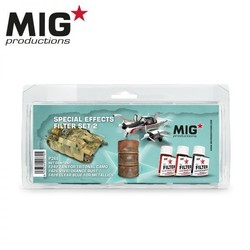 Special Effects Filter Set 2 - MIG Productions - MIG-P268