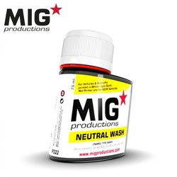 Neutral Wash - 75ml - MIG Productions - MIG-P222