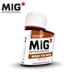Wash for Wood - 75ml - MIG Productions - MIG-P225