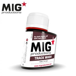 Track Wash - 75ml - MIG Productions - MIG-P280