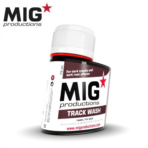 Mig Productions Track Wash - 75ml - MIG Productions - MIG-P280