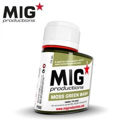 Moss Green Wash - 75ml - MIG Productions - MIG-P305