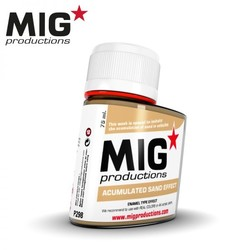 Acumulated Sand Effect - 75ml - MIG Productions - MIG-P298