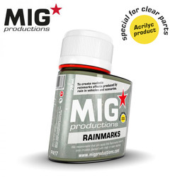 Rainmarks - 75ml - MIG Productions - MIG-P417