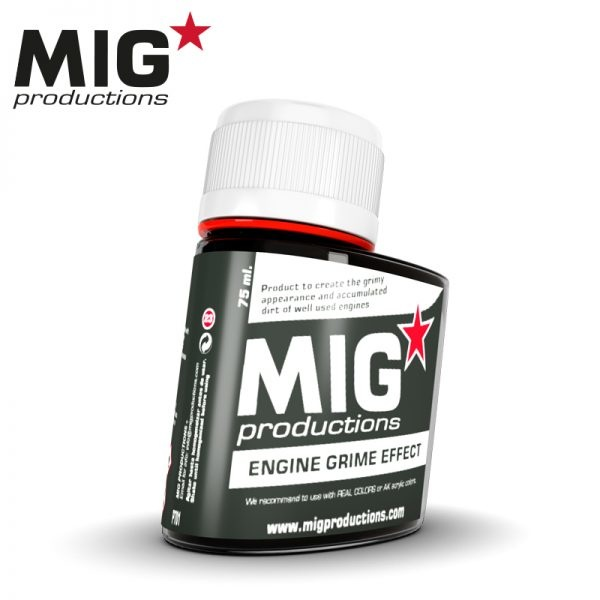Mig Productions Engine Grime - 75ml - MIG Productions - MIG-P701