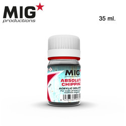 Absolute Chipping - 35ml - MIG Productions - MIG-P250