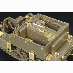 BrenCarrier - Photo Etched details- Scale 1/48 - Hauler - HARSPH48006