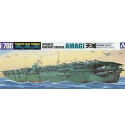 """Japanese Aircraft Carrier """"Amagi"""" - Scale 1/700 - Aoshima - AOA24621"""