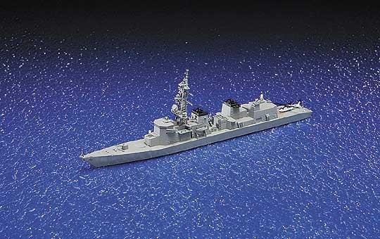 "Aoshima JMSDF Defense Ship ""Harusame"" - Scale 1/700 - Aoshima - AOA2050"