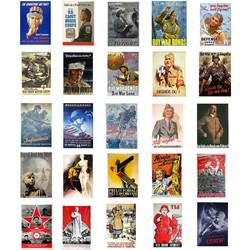 Propaganda Posters WWII - Scale 1/72 - Minimali Productions - Mii 005