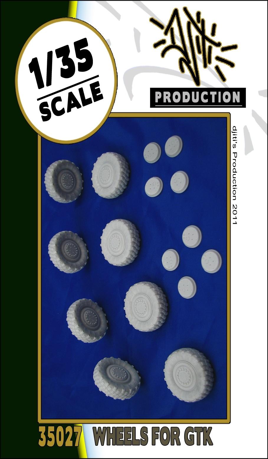 Djiti Production Conversion set for type 96 B - Scale 1/35 - Djiti - DJS35007