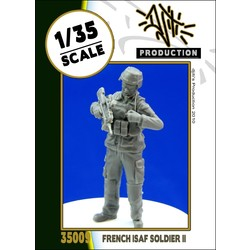 French ISAF soldier 2 - Scale 1/35 - Djiti - DJS35009