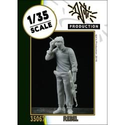 Rebel - Scale 1/35 - Djiti - DJS35067