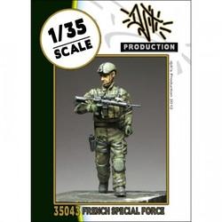 French special force - Scale 1/35 - Djiti - DJS35043