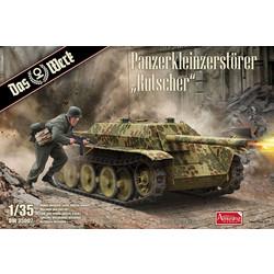 """Panzerkleinzerstörer """"Rutscher"""" - Scale 1/35 - Das Werk - DW35007"""