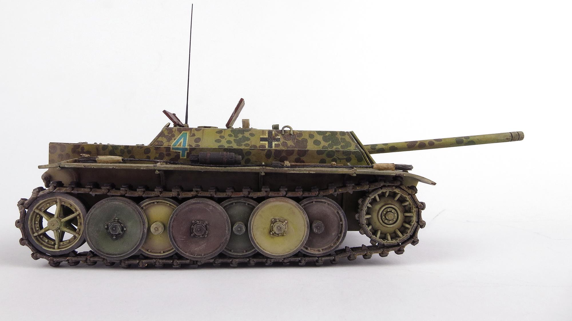 """Das Werk Panzerkleinzerstörer """"Rutscher"""" - Scale 1/35 - Das Werk - DW35007"""