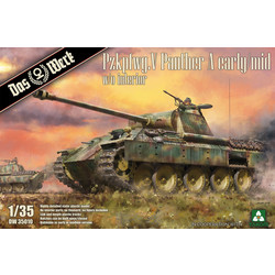 Pzkpfwg. V Panther A early/mid - Scale 1/35 - Das Werk - DW35010