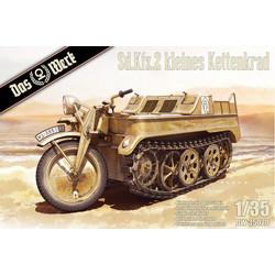 Sd.Kfz.2 kleines Kettenkrad - Scale 1/35 - Das Werk - DW35020