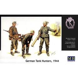 *German Tank Hunters, 1944* - Scale 1/35 - Masterbox - MBLTD3515