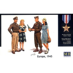 *Europe, 1945* - Scale 1/35 - Masterbox - MBLTD3514