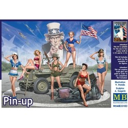 *Pin-up* - Scale 1/35 - Masterbox - MBLTD35183
