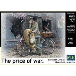 *The price of war. European Civilian, 1944-1945* - Scale 1/35 - Masterbox - MBLTD35176