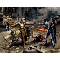 *Zombie Hunter - Road to Freedom*, Zombieland series* - Scale 1/35 - Masterbox - MBLTD35175
