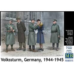 *Volkssturm, Germany, 1944-1945* - Scale 1/35 - Masterbox - MBLTD35172