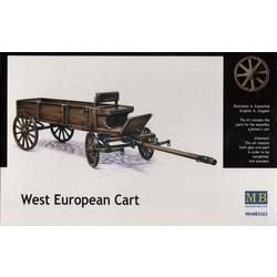 *West European Cart* - Scale 1/35 - Masterbox - MBLTD3562
