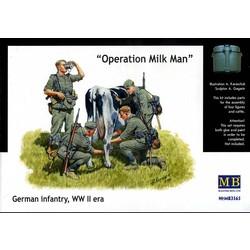 *Operation Milkman* - Scale 1/35 - Masterbox - MBLTD3565