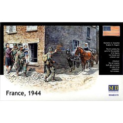 *France, 1944* - Scale 1/35 - Masterbox - MBLTD3578