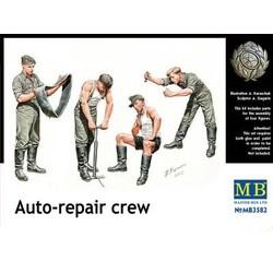 *Auto-Repair Crew* - Scale 1/35 - Masterbox - MBLTD3582