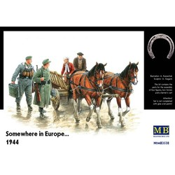 Somewhere In Europe 1944 - Scale 1/35 - Masterbox - MBLTD3538